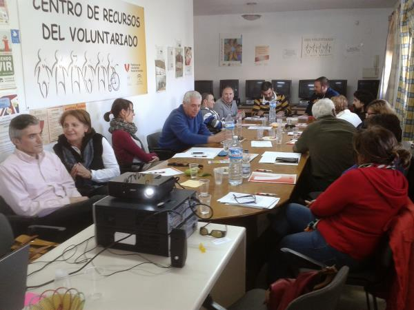 Formación en Resolución de conflictos desde el Voluntariado