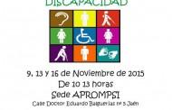 Formación sobre Voluntariado para Personas con Discapacidad
