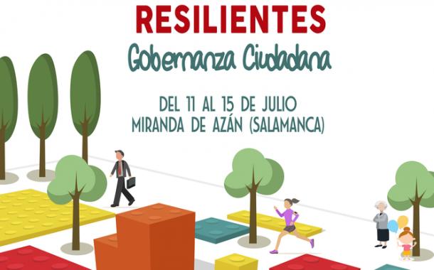 Curso Entornos sostenibles resilientes: gobernanza ciudadana