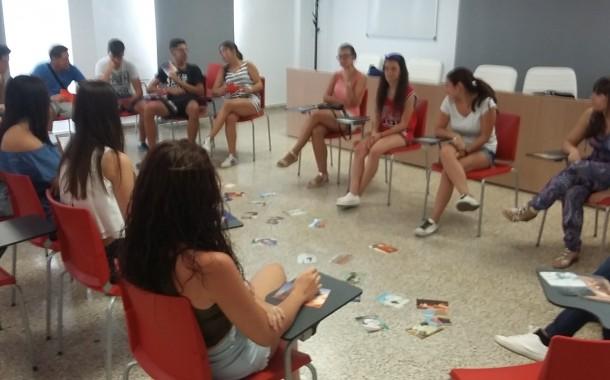 Curso Voluntariado y Jóvenes en Jódar