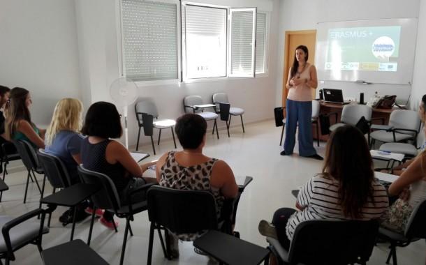 Talleres de Voluntariado Programa Código Joven