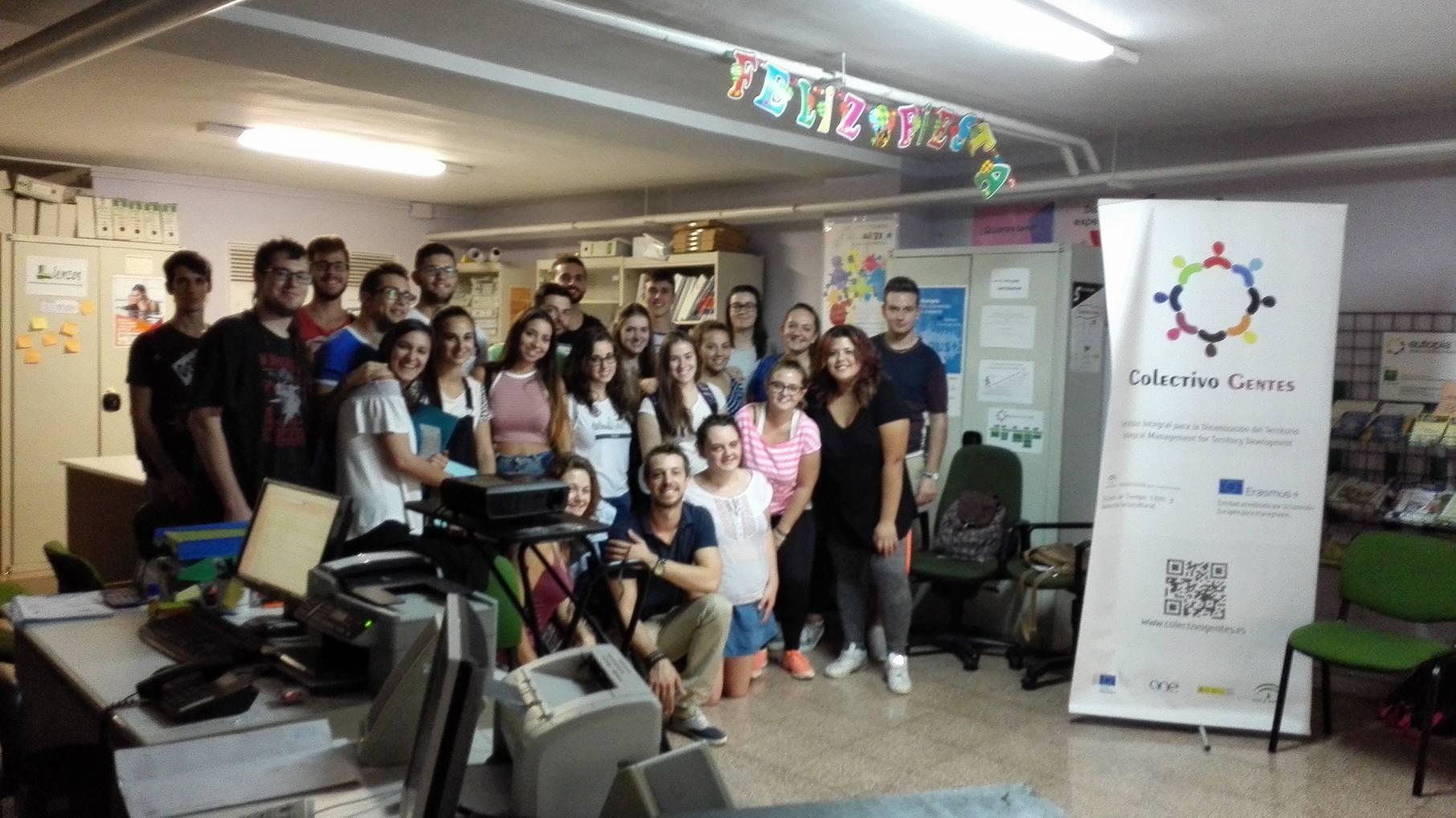 Info Sessions sobre Erasmus +