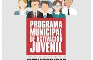 Colectivo Gentes en el Programa Municipal de Activación Juvenil de Baeza