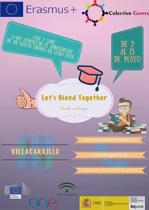 Intercambio Juvenil en Villacarrillo