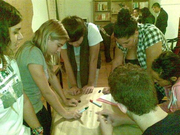 Dinamización participativa juvenil