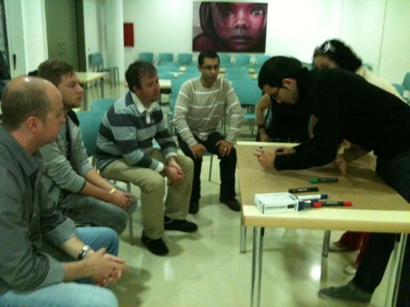 Sesiones de metodología participativa para asociaciones