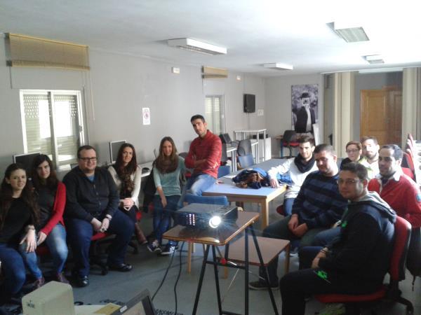 Comenzado el curso Metodología Implicativa para Jóvenes en Huelma