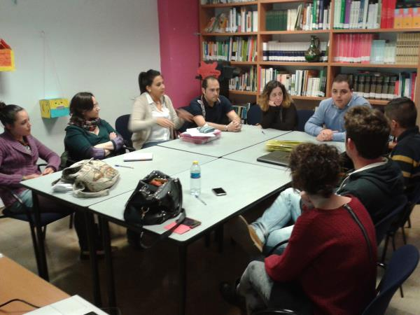 Comenzamos el Curso Erasmus +... con nombre y apellidos