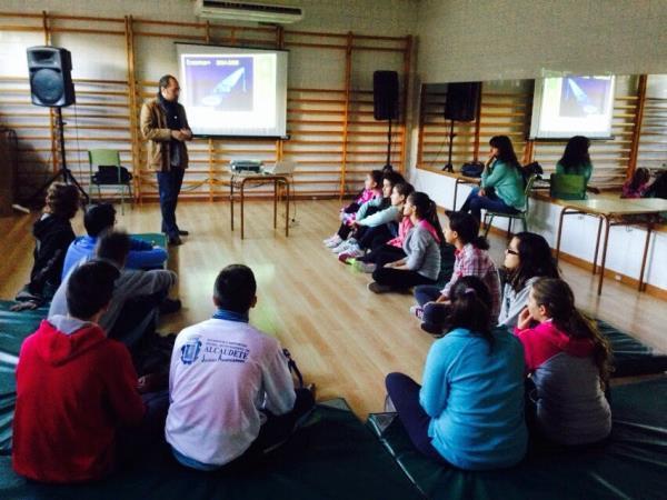 Sesiones informativas sobre Erasmus +