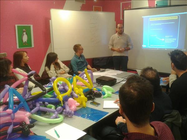 Formación Erasmus Plus