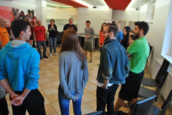 Formación Erasmus + en Eslovaquia