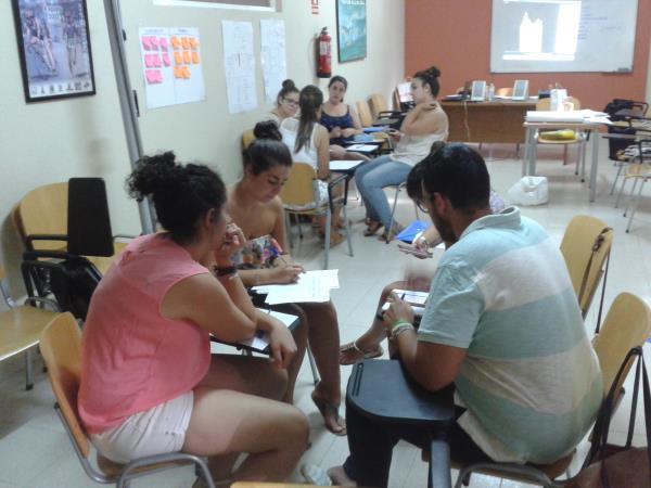 Curso Monitor de Tiempo Libre en Marmolejo