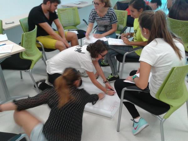 Escuela de Liderazgo Juvenil en Alcalá la Real