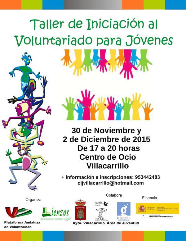 Curso de Iniciación al Voluntariado