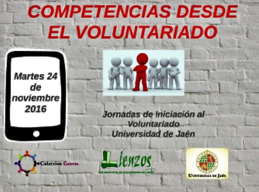 Jornadas de iniciación al Voluntariado en la UJA