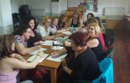 Formación con Mujeres en Castellar