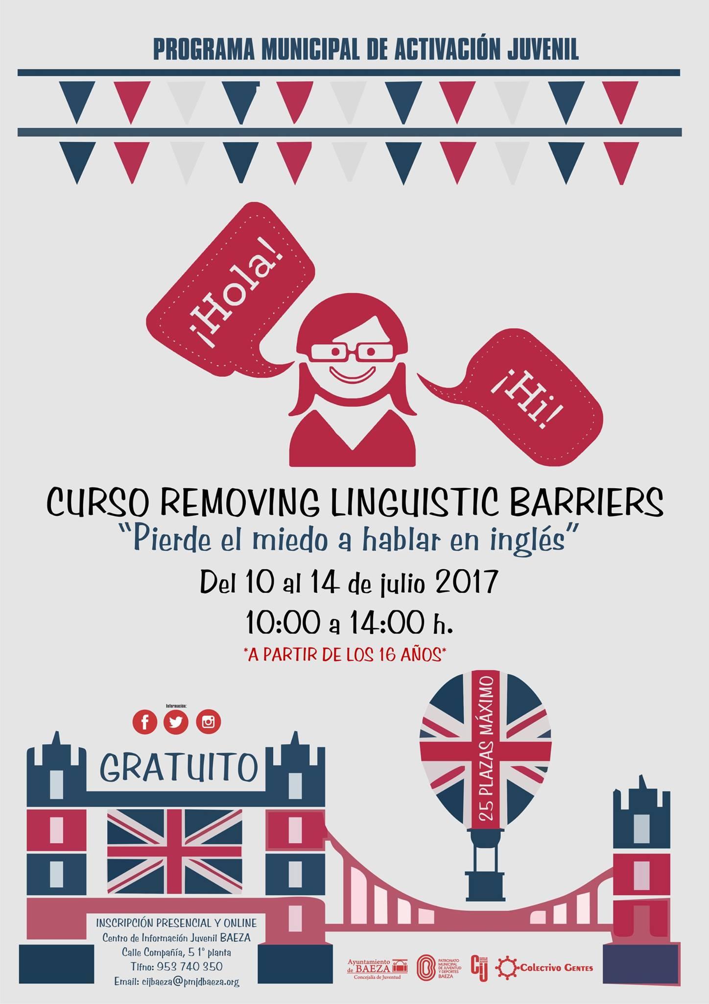 Removing Linguistic Barriers en Baeza