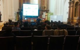 Colectivo Gentes en el Foro Provincial sobre Políticas Públicas de Juventud