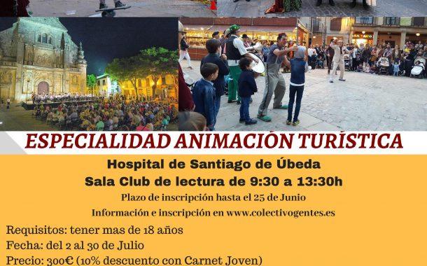 Curso Monitor/a de Tiempo Libre (Animación Turística) en Úbeda