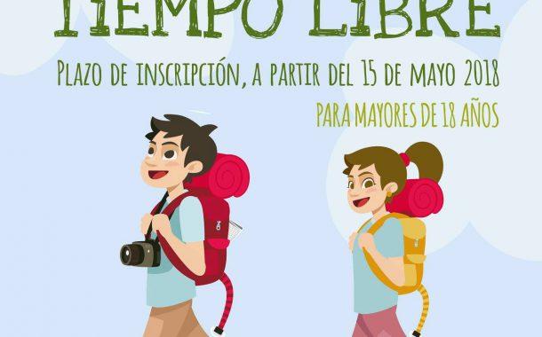 Monitor/a de Tiempo Libre en Andújar