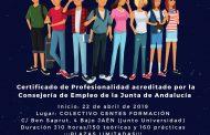 Certificado Profesionalidad Dinamización Juvenil en Jaén