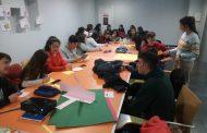 Formación en Intercambios Juveniles en Huelma