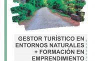 Curso Gestor/a Turístico/a en entornos naturales
